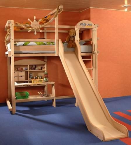 Woodland muebles para ni os decoraci n infantil - Muebles para ninos online ...