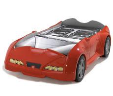 cama coche gautier mobiliario infantil y juvenil