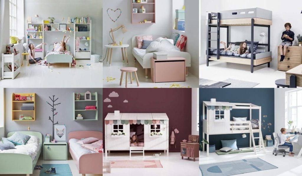 Mobiliario FLEXA para niños - Novedades catálogo Flexa