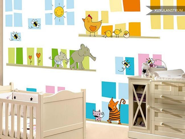 Murales infantiles Outlet Xuxulanstrum