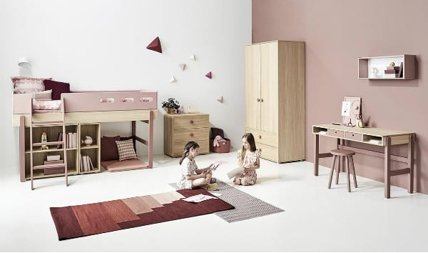 Mobiliario FLEXA para niños Popsicle