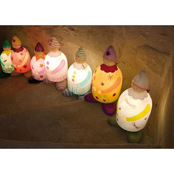 lámpara de eurekakids