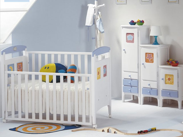 Los muebles mas bonitos para nuestro bebe for Mobiliario habitacion bebe