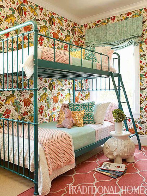 Habitaci n infantil con muebles de forja - Habitaciones de forja ...
