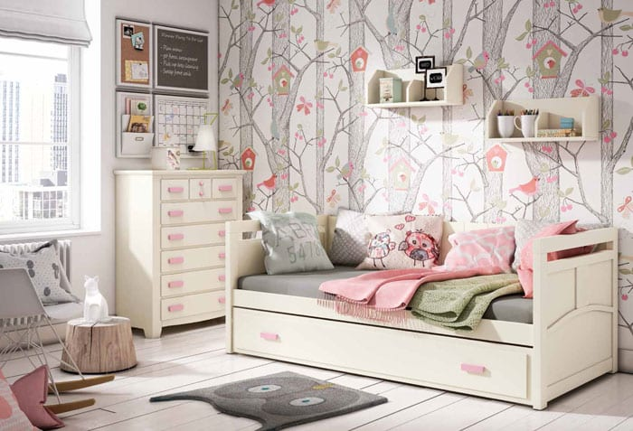 Fabricantes y marcas de muebles juveniles de madera maciza - Dormitorios juveniles de madera maciza ...