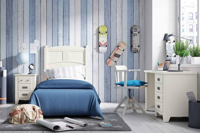 Muebles juveniles de madera maciza Indufex