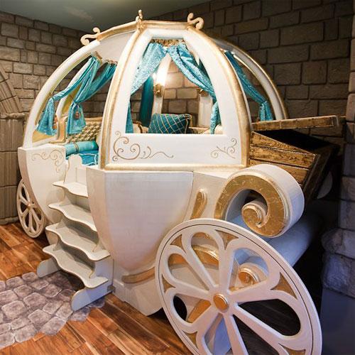 Increíble  Decoracion Habitacion Bebe #9: Cama-carroza-2.jpg