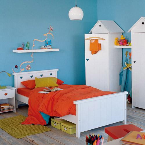 Muebles infantiles a precios asequibles for Muebles de dormitorio infantil