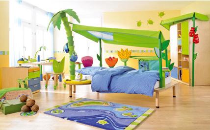 Mobiliario infantil Haba