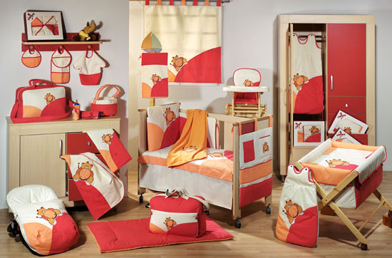 Mobiliario infantil Hipo todo para el Bebé
