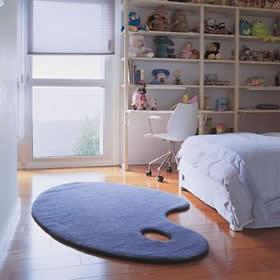 alfombra formas
