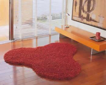 alfombra yerba