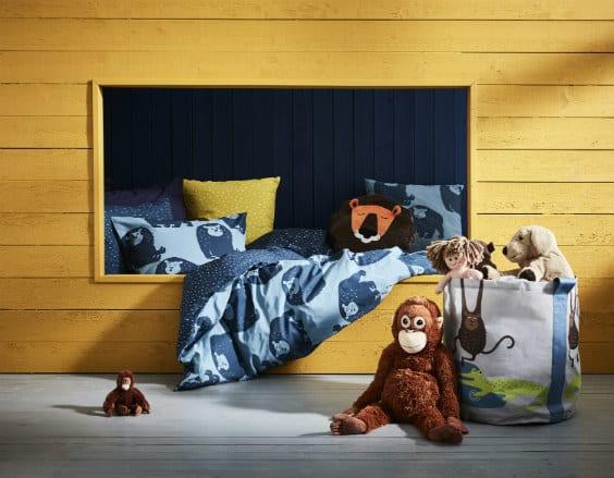 Fundas nórdicas infantiles Ikea