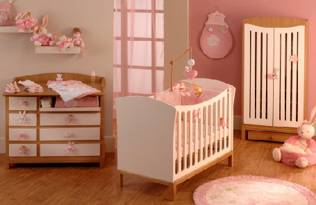 Mobiliario para bebes kaloo - Muebles para habitaciones de bebes ...