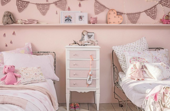 Primavera verano 2017 zara home kids decoraci n infantil for Decoracion de camas zara home
