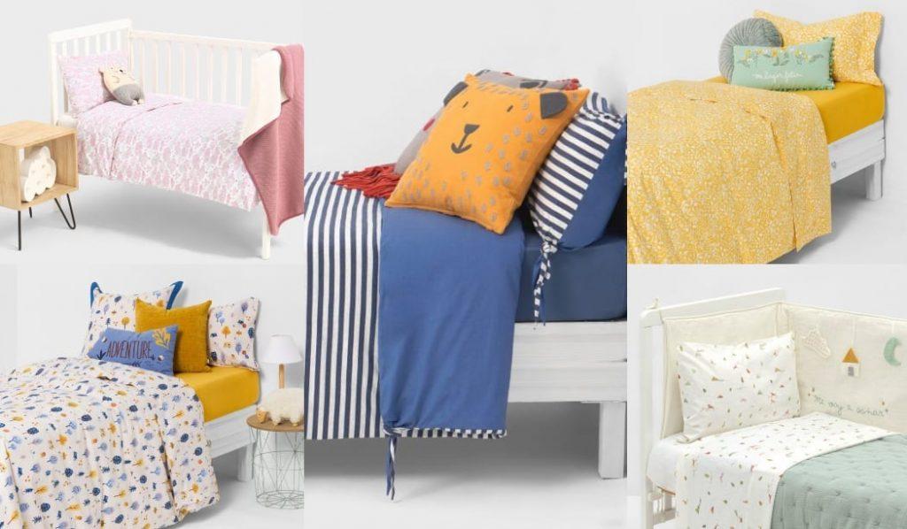 Textura Interiors textiles infantiles para niños y bebés