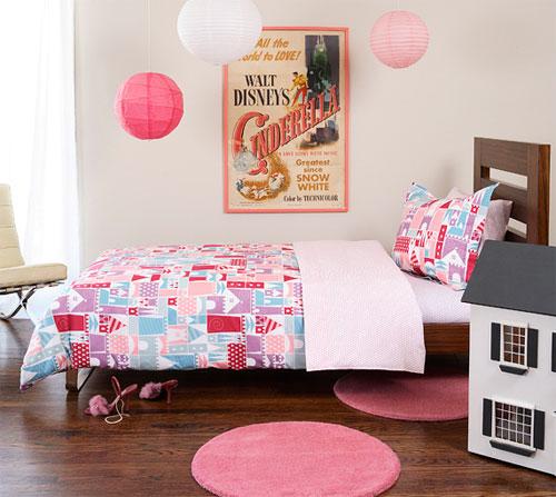 Ropa de cama boodalee para ni os y jovenes for Cuartos de ninas vonitas