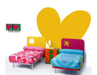 mobiliario juvenil Agatha