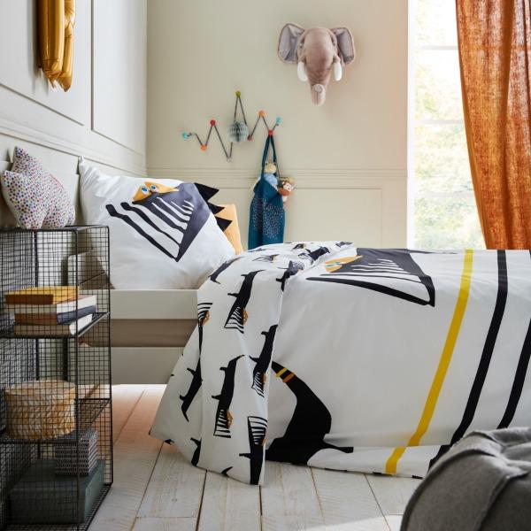 Textiles habitación infantil Catimini
