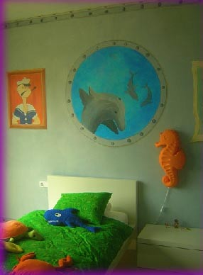 decoracion paredes Kromatica