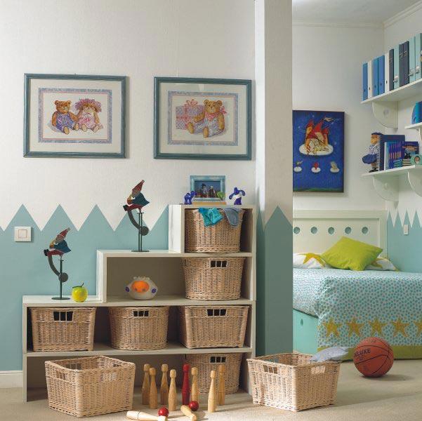 Mobiliario juvenil practico y economico - Habitaciones infantiles unisex ...