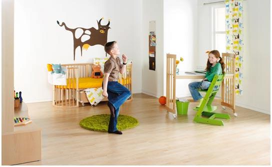 mobiliario infantil Stokke
