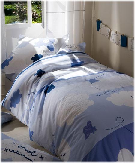 colección textil hogar de Catimini