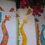 Taller Maren, decoración infantil personalizada