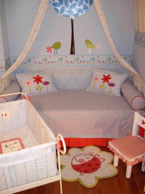 decoracion camas de forja