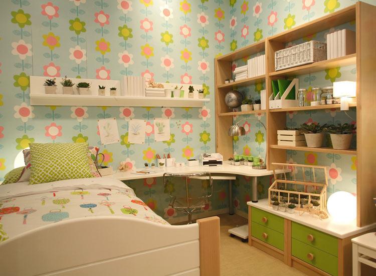 habitacion infantil Asoral