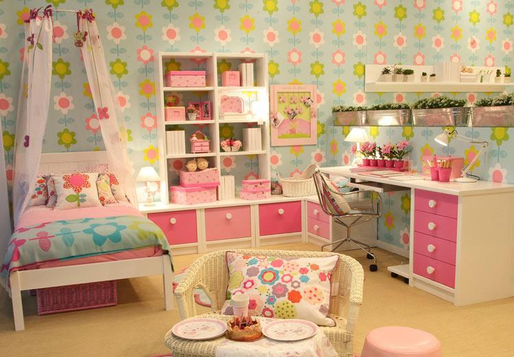 Asoral muebles infantiles y juveniles for Muebles habitacion infantil nina