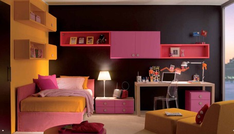 dearkids, fabricaciÓn italiana de muebles para niÑos y jÓvenes ... - Muebles Para Habitaciones De Ninos