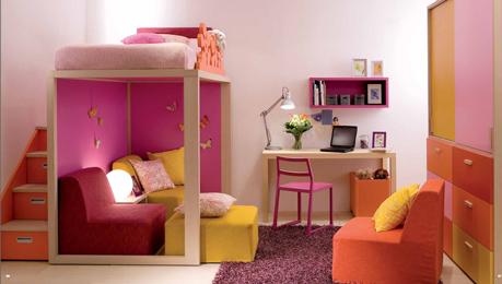 Dearkids fabricaci n italiana de muebles para ni os y j venes for Pegatinas infantiles para muebles