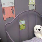 DECORACION DE HABITACIONES INFANTILES, POISSON BULLE