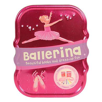 Caja Bailarina Kids