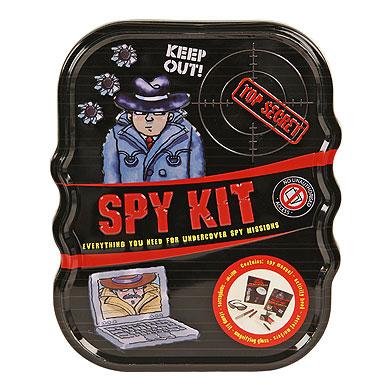 Caja Spy Kids