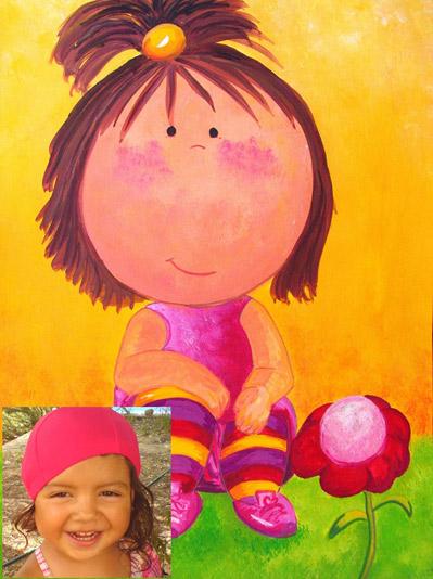 laminas infantiles personalizadas