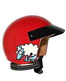 casco de moto Kukuxumusu