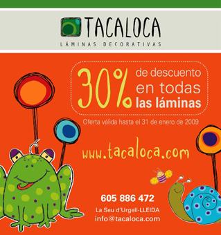 Laminas decorativas Tacaloca
