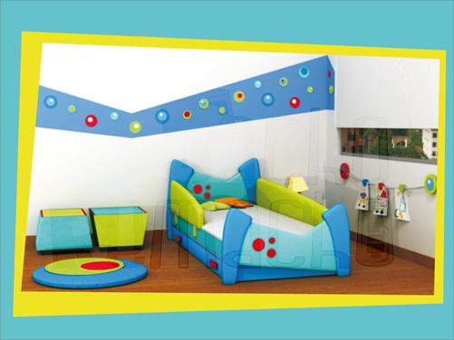Tacho Remacho muebles para niños