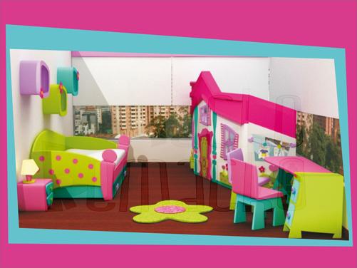 Muebles Infantiles Para Niños : Tacho remacho diseÑos encantados