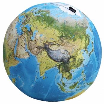 puff bola del mundo