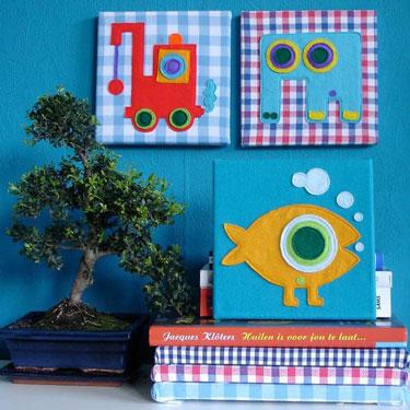 complementos decorativos infantiles