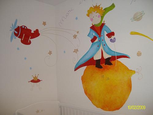 Mural personalizado infantil