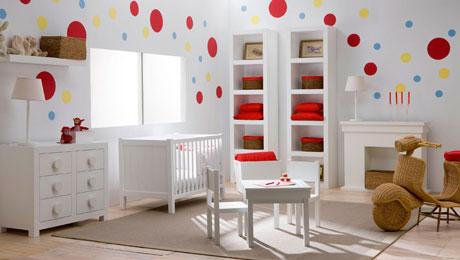 Ambientes infantiles amelia aran decoideas net for Decoracion de ambientes