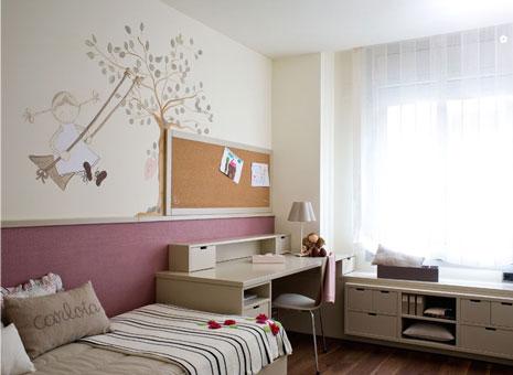 Dijous mobiliario y complementos infantiles decoideas net - Ver habitaciones infantiles ...