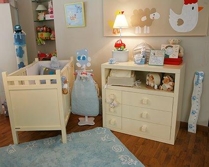 Muebles y decoracion infantil la casita encantada - Muebles para bebes ...