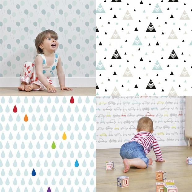papel-pintado-ninos