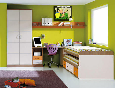 decoracion infantil comic