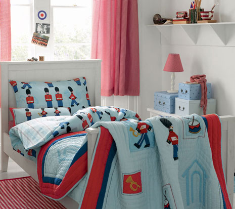 Dormitorios infantiles de laura ashley - Decoracion de habitaciones infantiles ...